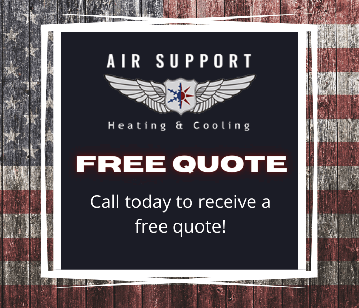 air support free quote